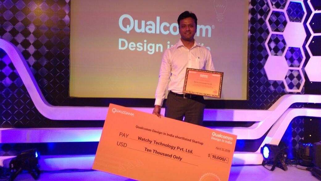 QDIC award